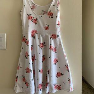Floarl Dress